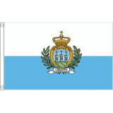 San Marino (State) National Flag - Budget 5 x 3 feet