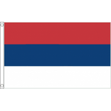 Serbia (Civil) National Flag - Budget 5 x 3 feet