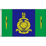 Signals Squadron Royal Marines Flag - British Military