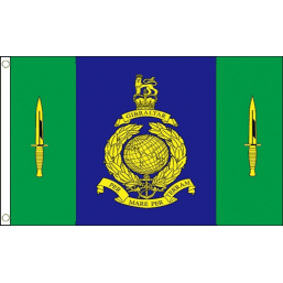 Signals Squadron Royal Marines Flag - British Military Flags - United Flags And Flagstaffs