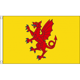 Somerset - British Counties & Regional Flags