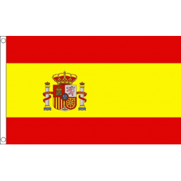 Spain (State) National Flag - Budget 5 x 3 feet