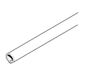Mini Point Of Sale Flagpole Split Tube 8mm