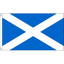 Scotland National Flag - Budget 5 x 3 feet
