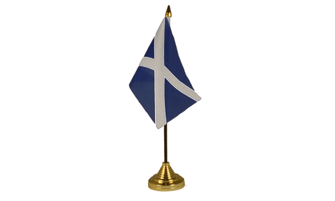 St Andrew Table Flag
