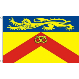Staffordshire (old) - British Counties & Regional Flags
