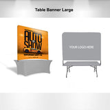 Table Top Banners Table Top Banners - United Flags And Flagstaffs