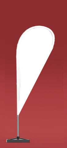 Feather Flag - Teardrop Flags - United Flags And Flagstaffs