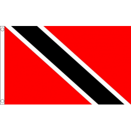 Trinidad and Tobago National Flag - Budget 5 x 3 feet