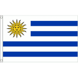 Uruguay National Flag - Budget 5 x 3 feet