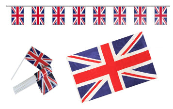 VE Day Party Packs VE Day Party Packs - United Flags And Flagstaffs