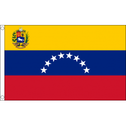 Venezuela National Flag - Budget 5 x 3 feet
