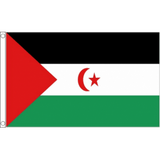 Western Sahara National Flag - Budget 5 x 3 feet
