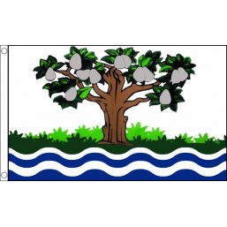 Worcestershire (old) - British Counties & Regional Flags