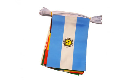 World Cup Bunting 2018 - Rectangular