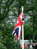Aluminium Flagpoles Flags - United Flags And Flagstaffs