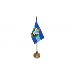 Army Air Corps - Military Table Flag Flags - United Flags And Flagstaffs
