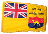 Ceremonial Standards - Made To Order And Quoted After Submission Of Artwork Flags - United Flags And Flagstaffs