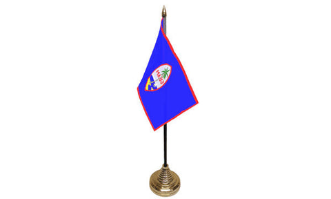 Guam Table Flag Flags - United Flags And Flagstaffs