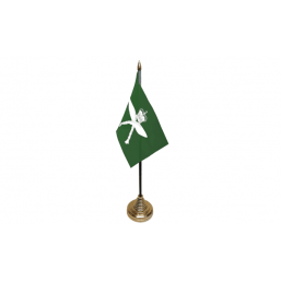 Royal Gurkhas - Military Table Flags Flags - United Flags And Flagstaffs
