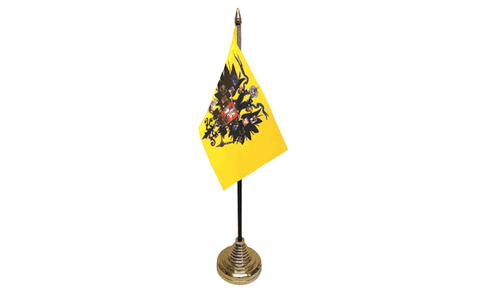 Russian Imperial Table Flag Flags - United Flags And Flagstaffs