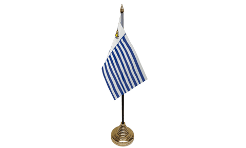 Serborga Principality Table Flag