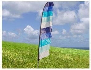 Festival Feather Flags - Cool Flags - United Flags And Flagstaffs