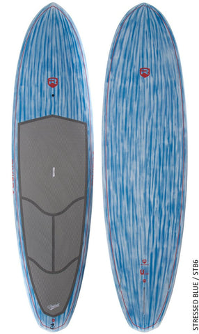 "Riviera Paddlesurf - 10'-6"" Riviera Original - Stressed Blue"
