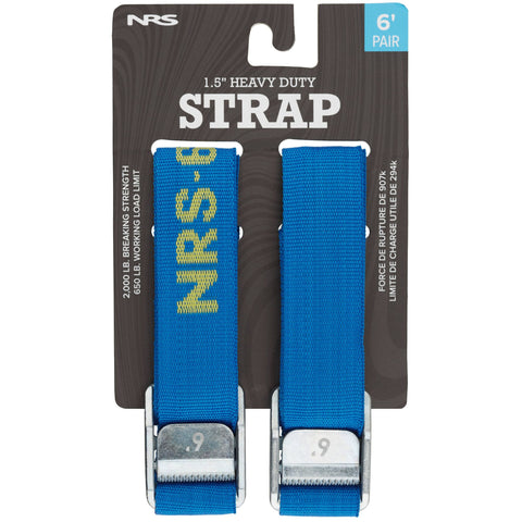 "NRS - 1.5"" Heavy Duty Straps - Pair"