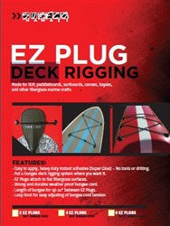 Surfco - EZ Plug Deck Rigging Kit