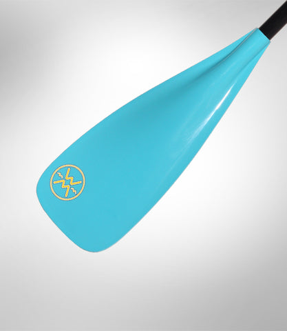 Werner - FLOW 85 - SUP Paddle - Turquoise