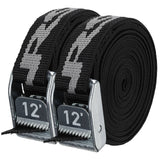 "NRS - 1"" Heavy Duty Tie-Down Straps (Pair)"