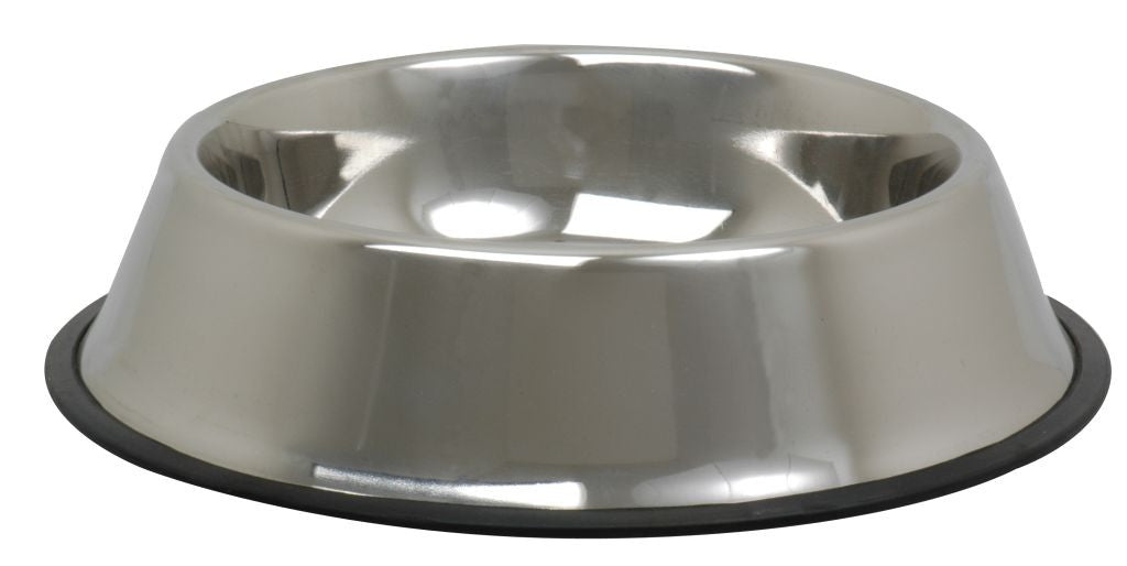 Stainless Steel Non Slip Cat Bowl