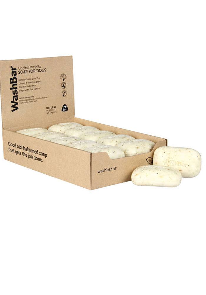 WashBar Original Dog Soap 100g