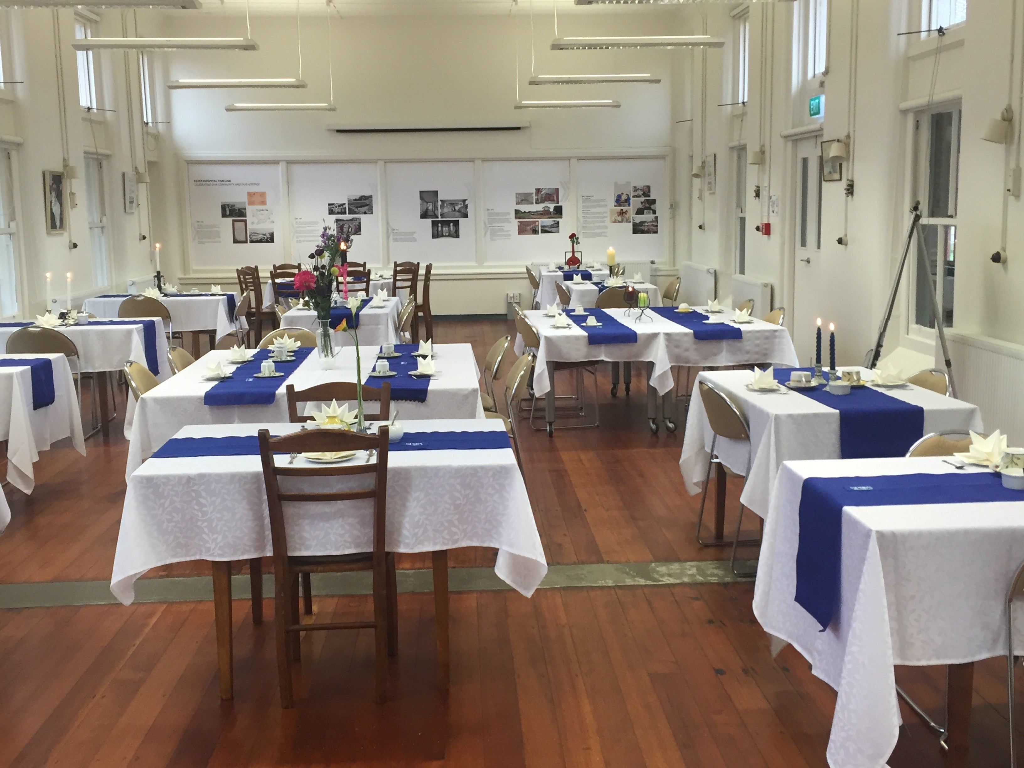 Book your next function at the SPCA