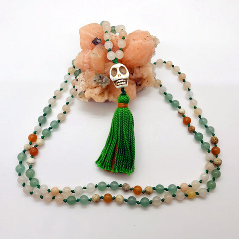 Calm Contentment Mala