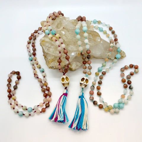 Peaceful Transitions Mala