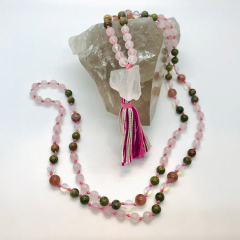 Steady Patience & Kindness Mala