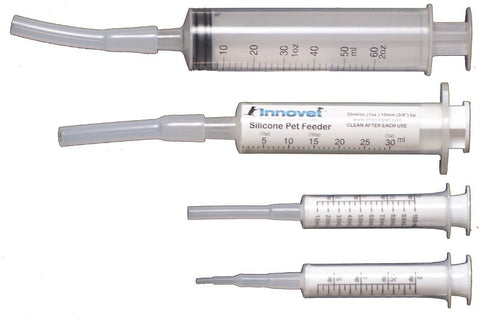 10cc Feeding Syringe with Stepped Tip and Non Stepped