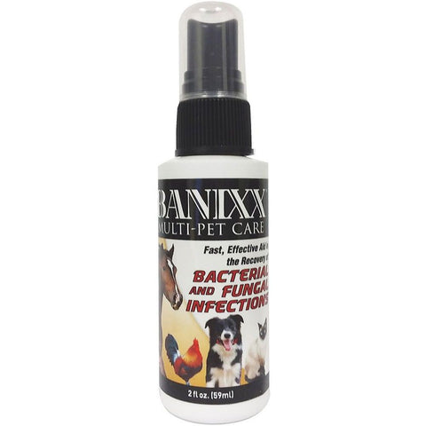 BANIXX Multi-Pet-Care 2oz