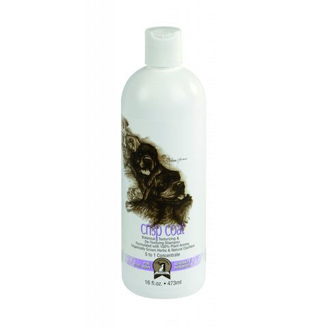 Crisp Coat Shampoo 16 oz