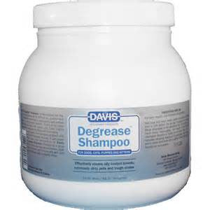 Degrease Shampoo