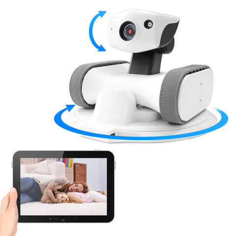 RILEY The Smart Home Safety Robot