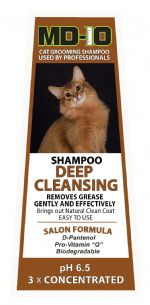 MD-10 DEEP CLEANSING SHAMPOO