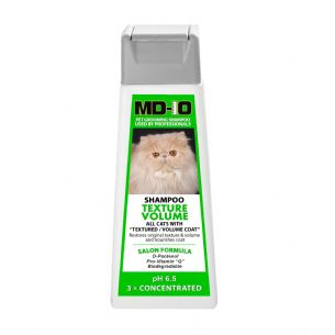 MD 10 Texture Volume Shampoo