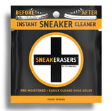 SneakERASERS 3-Pack (Pre-Moistened)