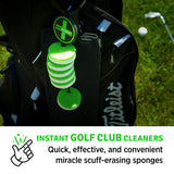 GolfERASERS<br>(Plus Free Tether)<br>6-pack