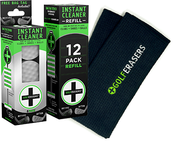 GolfERASERS Bundle