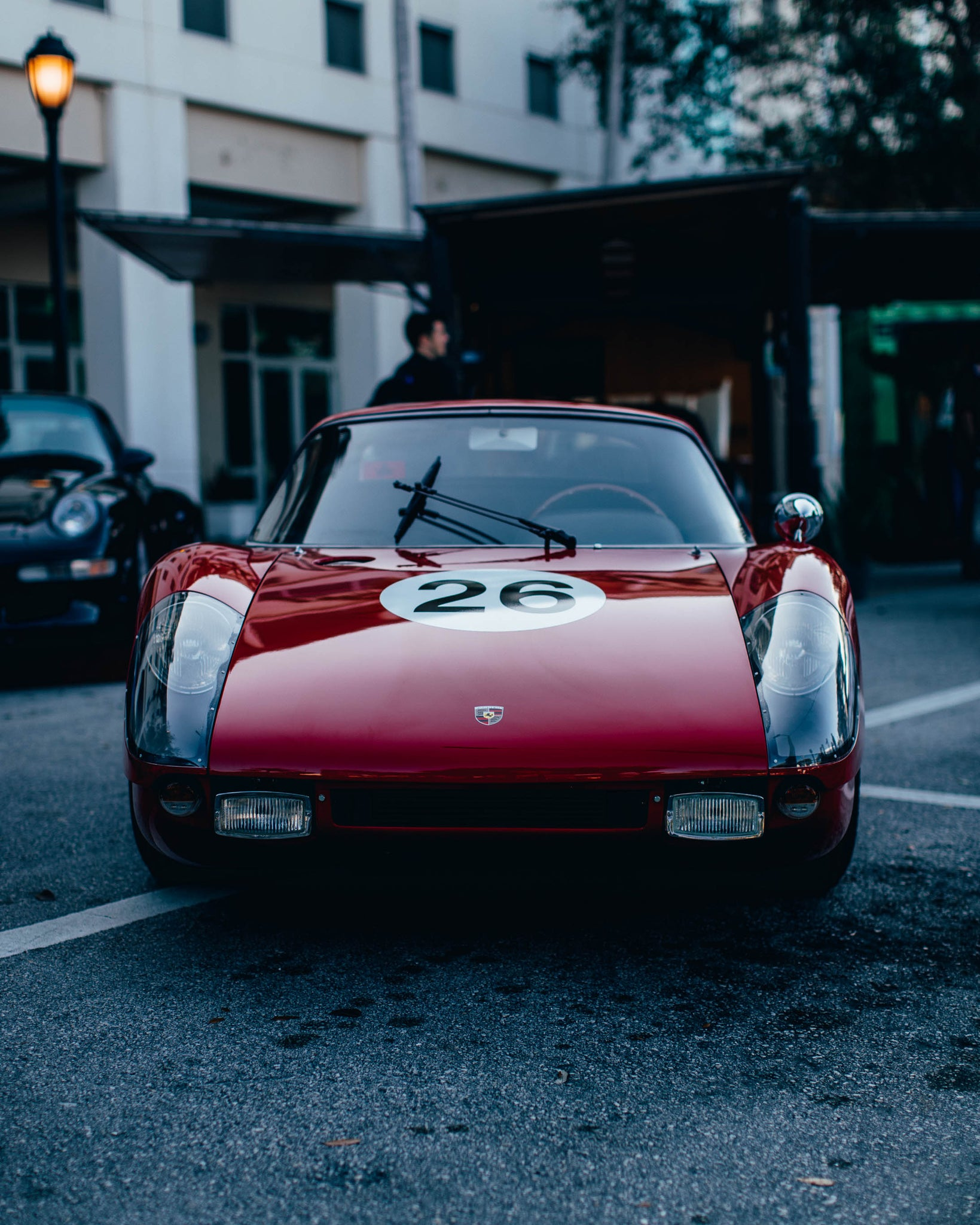 Porsche 904 Carrera GTS DRT 2020 shot by Peter C Reid