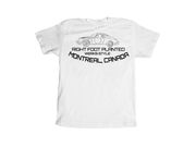 Werks Right Foot Planted Tee - White